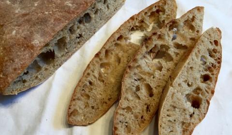 Pan Bigio – italialainen maalaisleipä