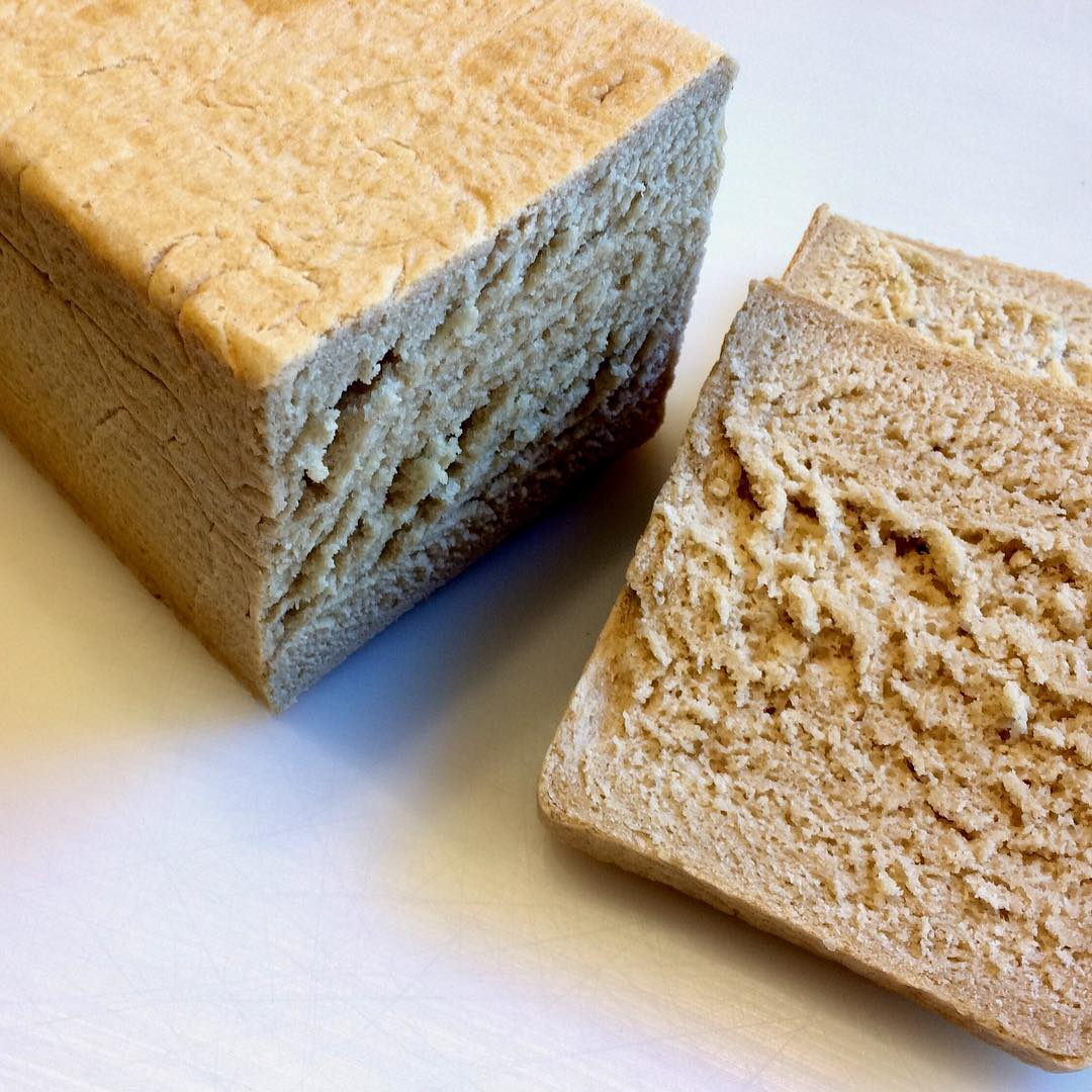 Ah synmetriaa Tydellinen leip sandwicheihin ja kolmioleipiin Ohje lytyy blogistahellip
